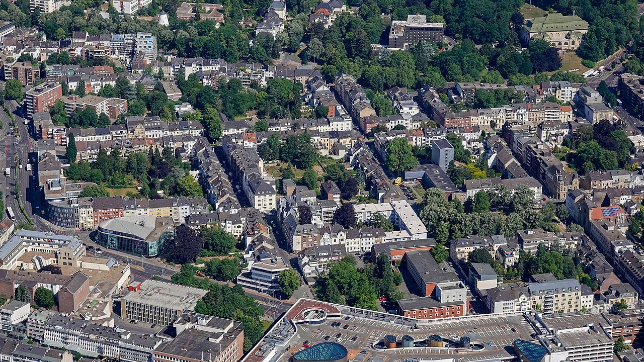 Foto Stadtmitte Mönchengladbach