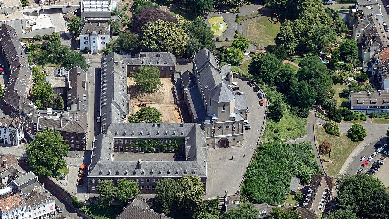 Foto Rathaus Abtei
