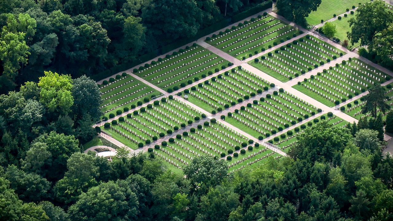 Foto Soldatenfriedhof Rheindahlen