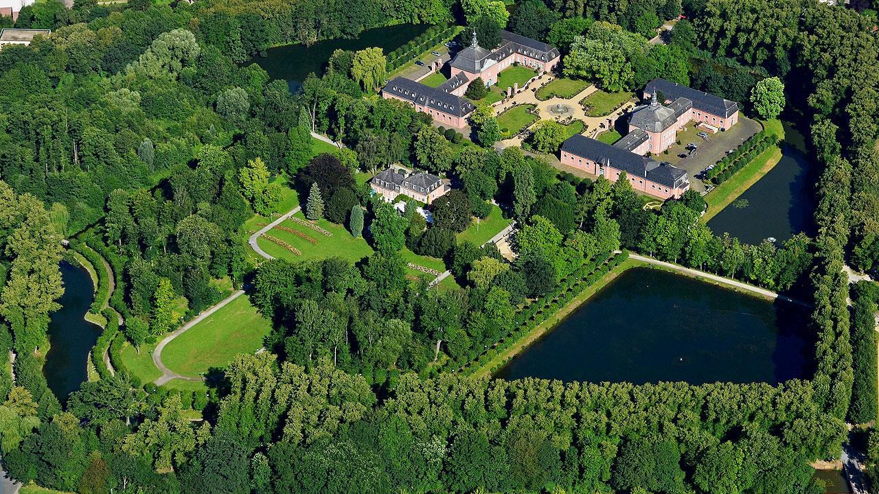 Foto Schloss Wickrath