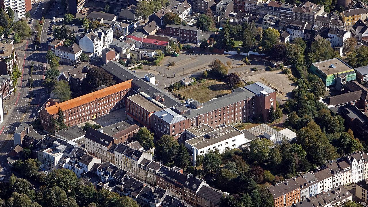 Foto altes Maria-Hilf-Krankenhaus